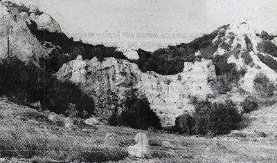 Велебит с многобројним јамама безданкама изабран је од стране НДХ за масовну гробницу Срба, Јевреја и Цигана