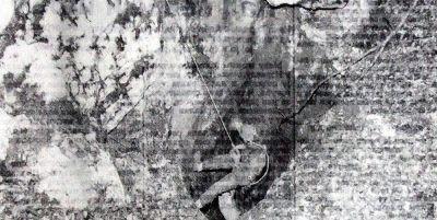 """Данимир Ристић први је сишао у понор у коме су се одиграле драме много страшније него што је Данте описао у свом """"Паклу""""."""