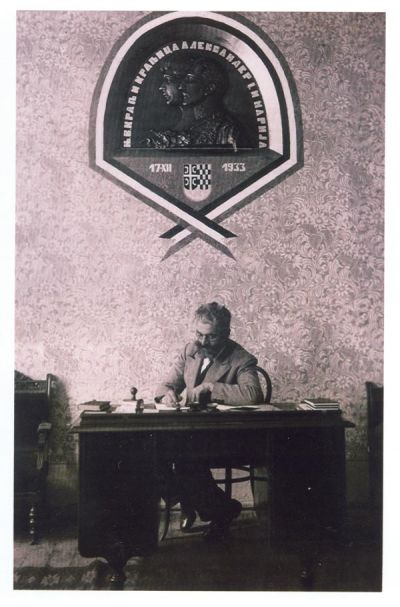 Симо Будимир, Предсjедник скупштине општине Мркоњић Град 1933.