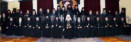 Članovi Sabora Srpske pravoslavne crkve