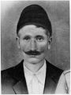Muč. Todor Ćirić-Brajo,solunski dobrovoljac, zaklan u Morinom otoku pored rijeke Bregave