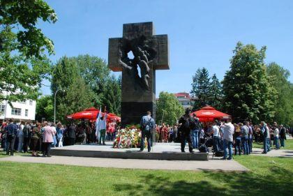 Обиљежена годишњица одбране града Приjедора