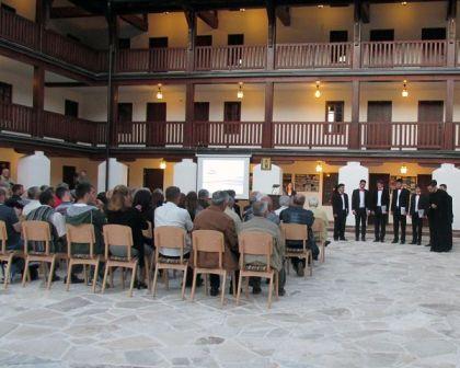 Предавање о Старом Броду, Пребиловцима и Јадовну одржано jе вечерас у Андрићграду
