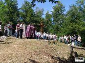 Парастос код Клечке jаме, код Огулина 12.08.2012. | Parastos kod Klečke jame, kod Ogulina 12.08.2012.