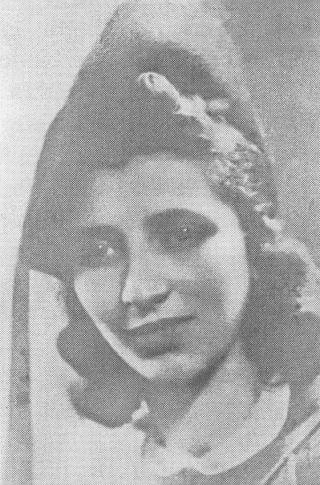 Nepoznata djevojka iz livanjskog kraja, žrtva ustaških zločina