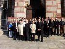 """OTKOS - 29. 10. 2011. – BEOGRAD - SLUŽEN PARASTOS SRPSKIM ŽRTVAMA U HRVATSKOJ AKCIJI """"OTKOS"""""""