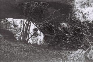 Злогласна Саjдина Пећина поред jаме Равни долац