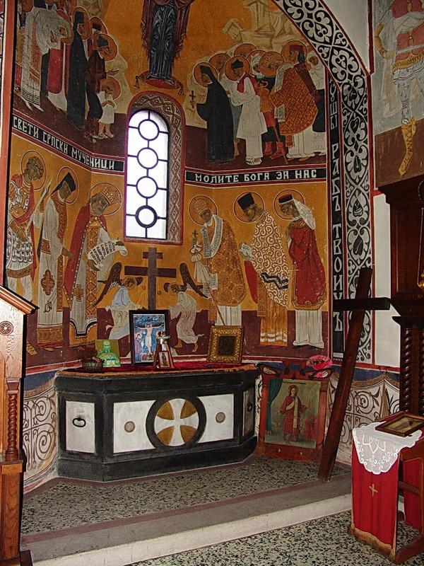 ГЛИНА - Храм