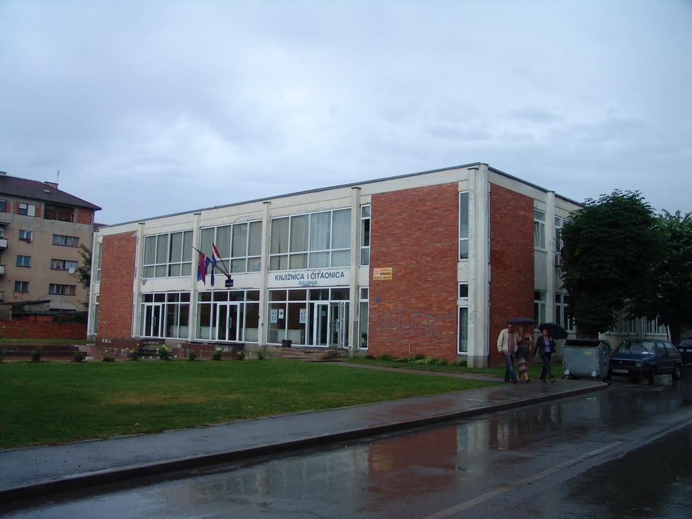 ГЛИНА - О усташком логору Јадовно у Хрватском дому на темељима Глинске цркве