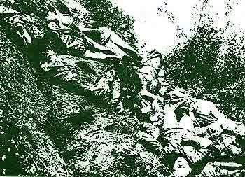 Покољ у Штрпцима код Прњавора, 7. фебруара 1942. - Pokolj u Štrpcima kod Prnjavora 7. februara 1942.
