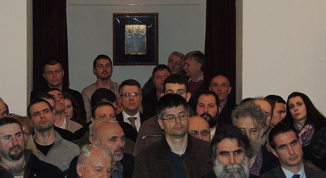 Moje Jadovno - Ruski Dom, Beograd, 7. februar 2013. (slike: Frontal.SRB)