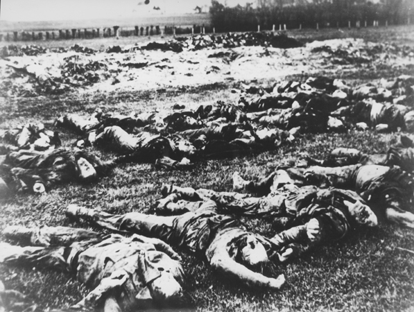 Први усташки покољ Срба десио се у Гудовцу 28-29. априла 1941.