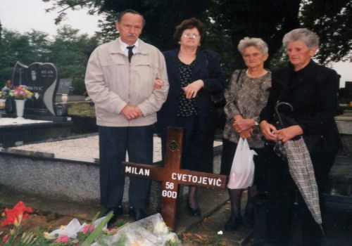 Cvetojevići groblje