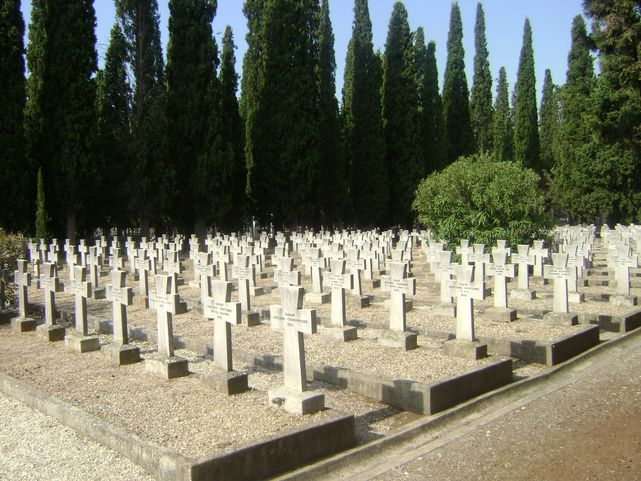 Zejtinlik – Srpsko vojničko groblje u Solunu