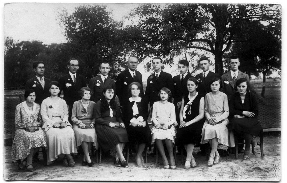 Plesni tečaj u Grubišnom Polju 1931. godine