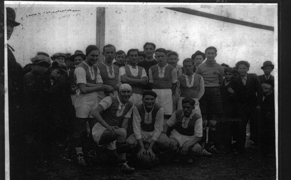 Predratni grubišnopoljski Fudbalski klub Jedinstvo