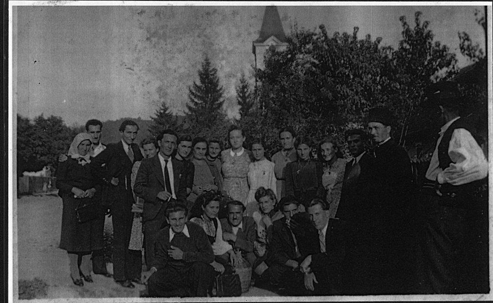 Crkveno pjevačko društvo Grubišno Polje, 1938. godine