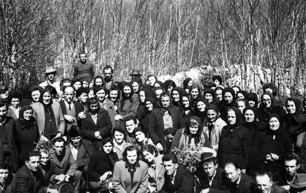 Bilogora i Grubišno Polje 1941.