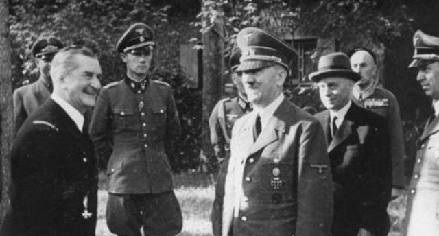 Хорти - Хитлер