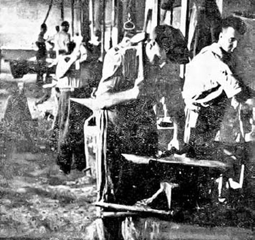 Заточеници у Ланчари