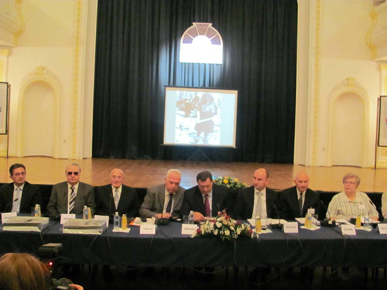 5 Konferencija o Jasenovcu