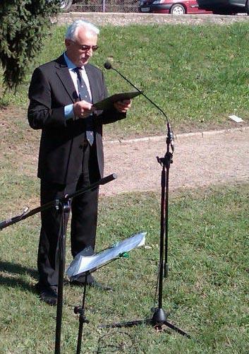 Сисак, 6.10.2012 - парастос и комеморациjа