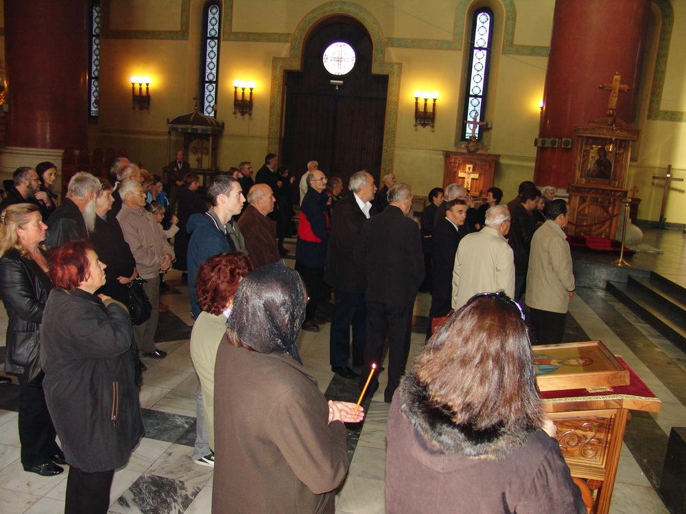 OTKOS - 29. 10. 2011. – BEOGRAD - SLUŽEN PARASTOS SRPSKIM ŽRTVAMA U HRVATSKOJ AKCIJI