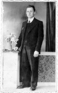Ivan Drvenkar, otac male Ivanke