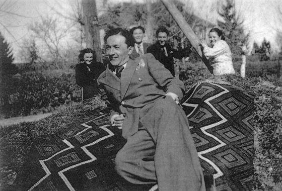 Mladen Muškinja, 1939. godina