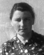 Софија Миленковић, удана Кљајић