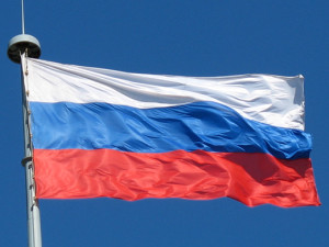 Застава Русије