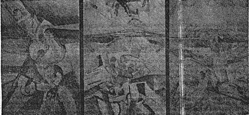 Mario Da DANNA: Otok Pag 1941.