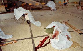 Убијени хендикепирани српски цивили