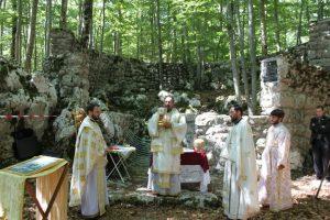 Jadovno - liturgija