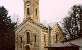 Храм Светог Георгија у Оточцу