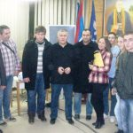 Bijeljina - Dusan Bastasic na predavanju o kompleksu logora Jadovno