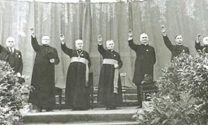 Фратри у служби нацизма