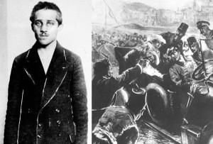 Atentat na Franca Ferdinanda u Sarajevu