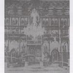 Слика 2: Иконостас цркве у Црквеном Боку (Фото: Б. Турајлић)
