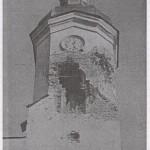 Слика 3: Оштећена црква Св.Преображења у Црквеном Боку (Фото: Б. Турајлић)