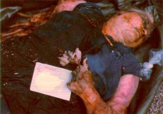 Старица измасакрирана у Медачком џепу