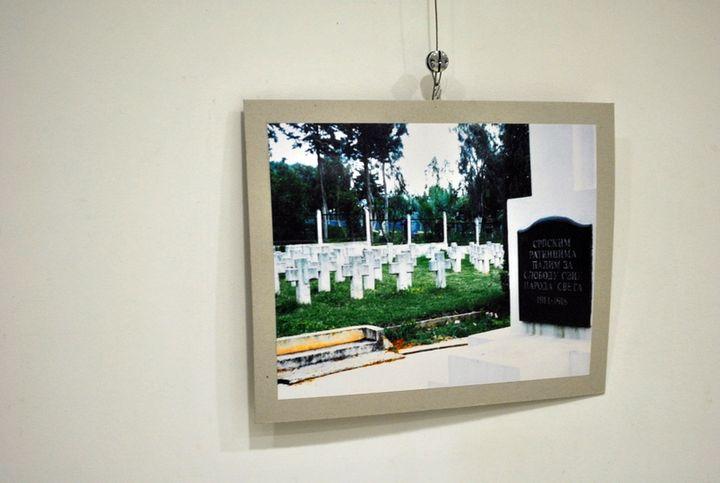 """Изложба """"Српско воjничко гробље у Алжиру"""""""