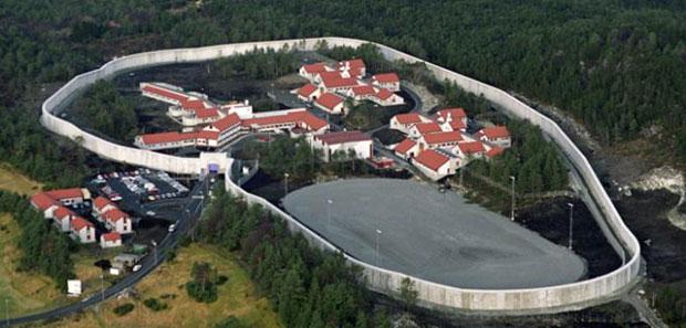 Један од норвешких логора у коjима су страдали Срби