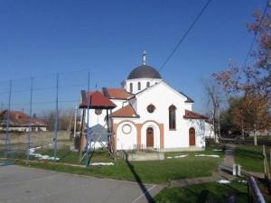 Pravoslavna crkva u Kleku
