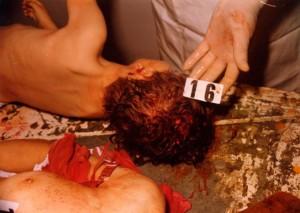 Скелани - Злочини сребреничких муслимана, под командом Насера Орића