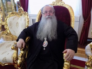 Његово преосвештенство епископ-зворничко-тузлански Хризостом
