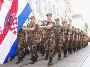 Војска Хрватске (Фото: Архива)