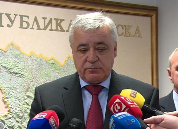 Predsjednik Boračke organizacije Milomir Savčić