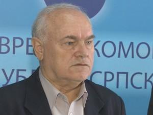 Nedeljko Mitrović Foto: RTRS