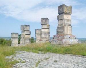 Споменик у Гаравицама